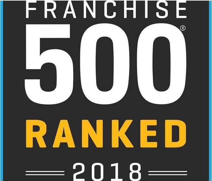 Why SERVPRO SERVPRO Named to Entrepreneur's Top 10 Franchise List for Tenth Consecutive Year