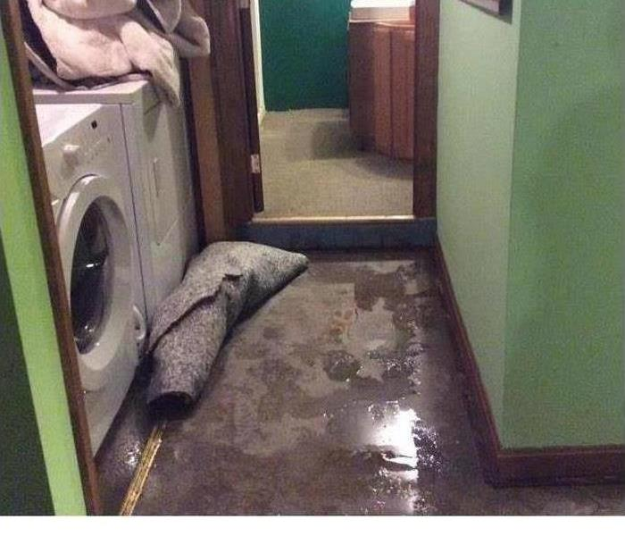 Water Damage What You Should Do if your Washing Machine Floods