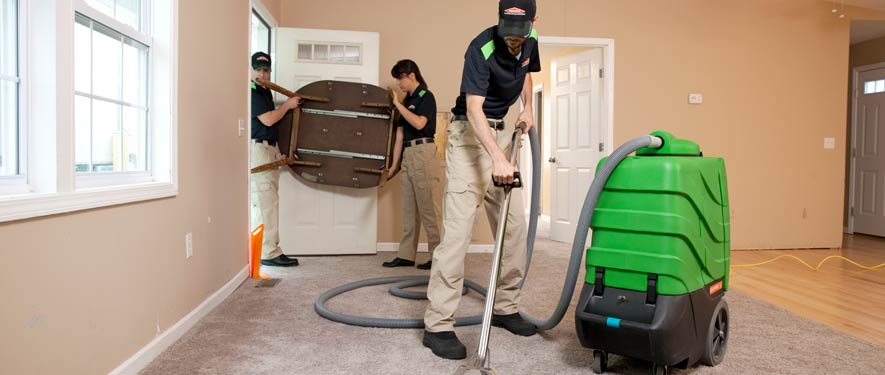 West Chester, PA residential restoration cleaning